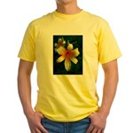 daylily daydreams v.3 Yellow T-Shirt