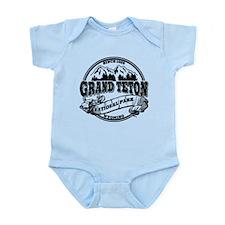 Grand Teton Old Circle Infant Bodysuit