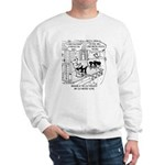 At the Old Physicist Home Sweatshirt