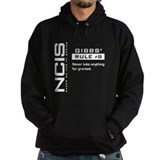 NCIS Gibbs' Rule #8 Hoody