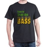 DUB STEP Drop the Bass T-Shirt