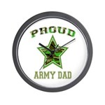 Proud Army Dad: Wall Clock