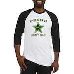 Proud Army Dad: Baseball Jersey