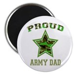 Proud Army Dad: Magnet
