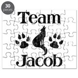 Team Jacob Wolf Puzzle