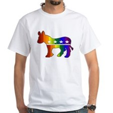 Rainbow Donkey Shirt