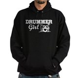 Drummer Girl Hoody