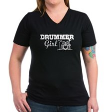Drummer Girl Shirt