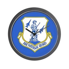 Wall Clock: Air National Guard