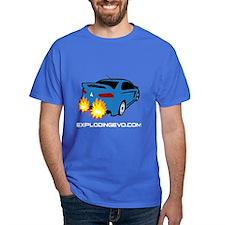 Exploding Evo X T-Shirt