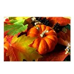 .elements of autumn. Postcards (Package of 8)