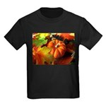 .elements of autumn. Kids Dark T-Shirt