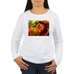 .elements of autumn. Women's Long Sleeve T-Shirt