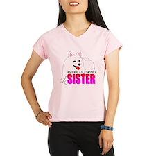 American Eskimo Dog Performance Dry T-Shirt