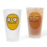 Grumpy's Stoic Drinking Glass