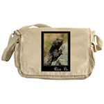 Climb On Lizard Messenger Bag