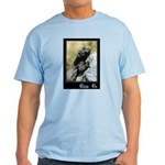 Climb On Lizard Light T-Shirt