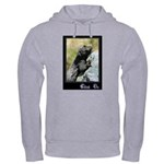 Climb On Lizard Hooded Sweatshirt