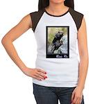 Climb On Lizard Women's Cap Sleeve T-Shirt