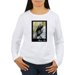 Climb On Lizard Women's Long Sleeve T-Shirt