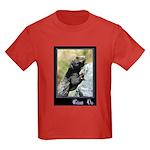 Climb On Lizard Kids Dark T-Shirt