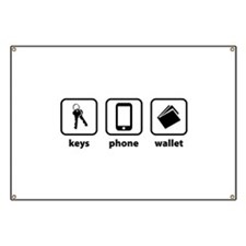Keys Phone Wallet Banner