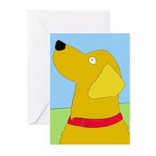 Good Dog Greeting Cards (Pk of 10)