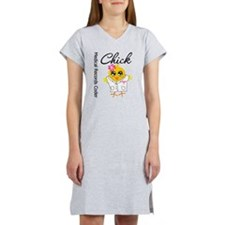 Medical Records Coder Chick Women's Nightshirt