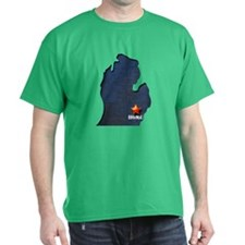 Michigan Is Home T-Shirt
