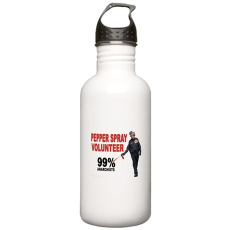 GET A JOB Stainless Water Bottle 1.0L