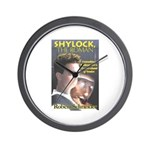 Shylock the Roman Wall Clock