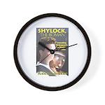 Shylock the Roman Wall Clock