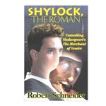 Shylock the Roman Postcards (Pack of 8)
