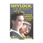 Shylock the Roman Mini Poster Print