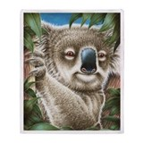 Koala blanket Fleece Blankets