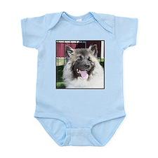 Akita dog Infant Bodysuit