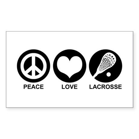Lacrosse Stickers