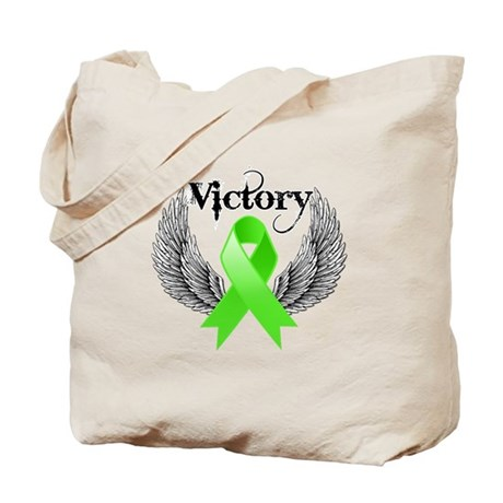 Victory NH Lymphoma Tote Bag
