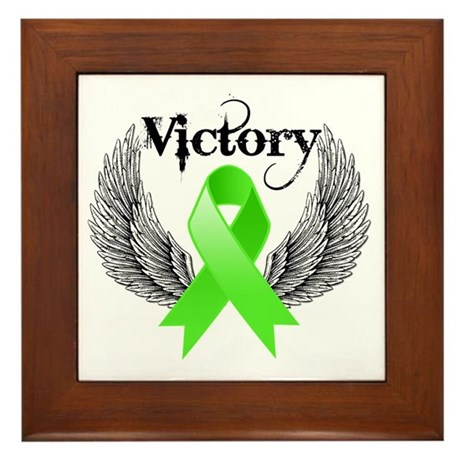 Victory NH Lymphoma Framed Tile