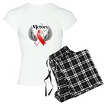 Victory Oral Cancer Women's Light Pajamas
