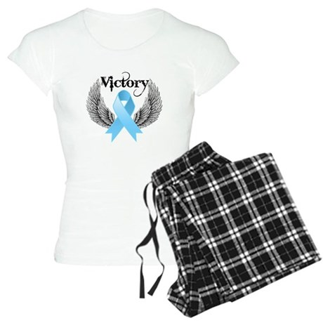 Victory Prostate Cancer Women's Light Pajamas