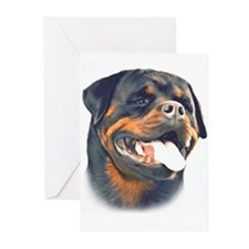 Cute Rott Greeting Cards (Pk of 20)