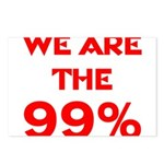 WE ARE THE 99% Postcards (Package of 8)
