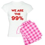 WE ARE THE 99% Women's Light Pajamas