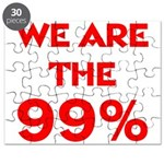 WE ARE THE 99% Puzzle
