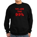 WE ARE THE 99% Sweatshirt (dark)