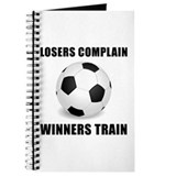 Soccer Winners Train Journal