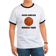 Basketball Winners Train T