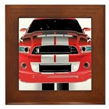 New Mustang GTR Framed Tile