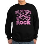 Big Sisters Rock Sweatshirt (dark)